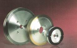 Diamond Wheel For Edge Grinding Of Silicon Wafer Pdp Lcd Glass